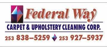 Federal Way Carpet & Upholstery Cleaning